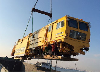 Transport of Project Cargo,Heavy Lift Cargo,and Bulk Cargo
